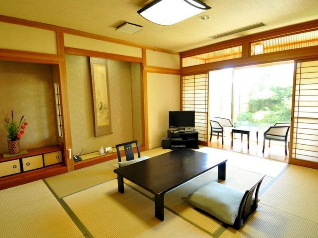 Japanese-style Room with Indoor Bath (Wafu Wing) - Guestroom Hotel King