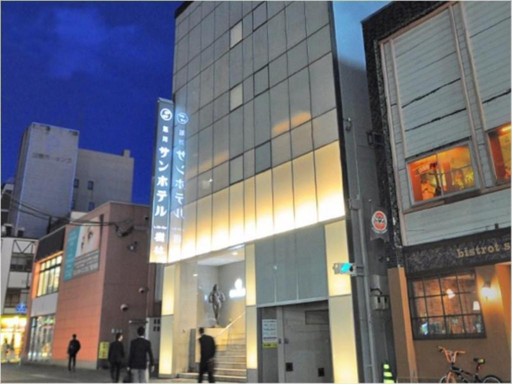 More about Asahikawa Sun Hotel