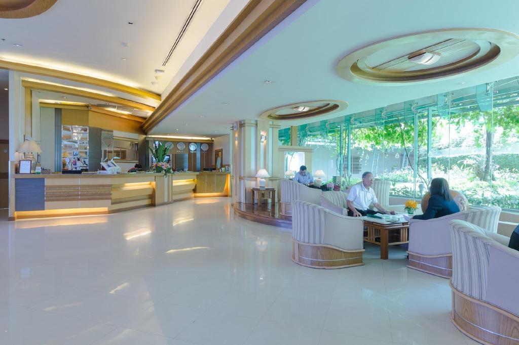Asia Airport Donmuang Hotel in Bangkok - Room Deals