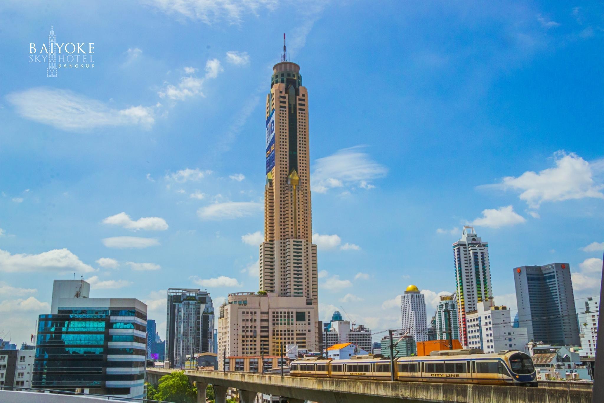 Baiyoke Sky Hotel Bangkok. Sista minuten erbjudanden på