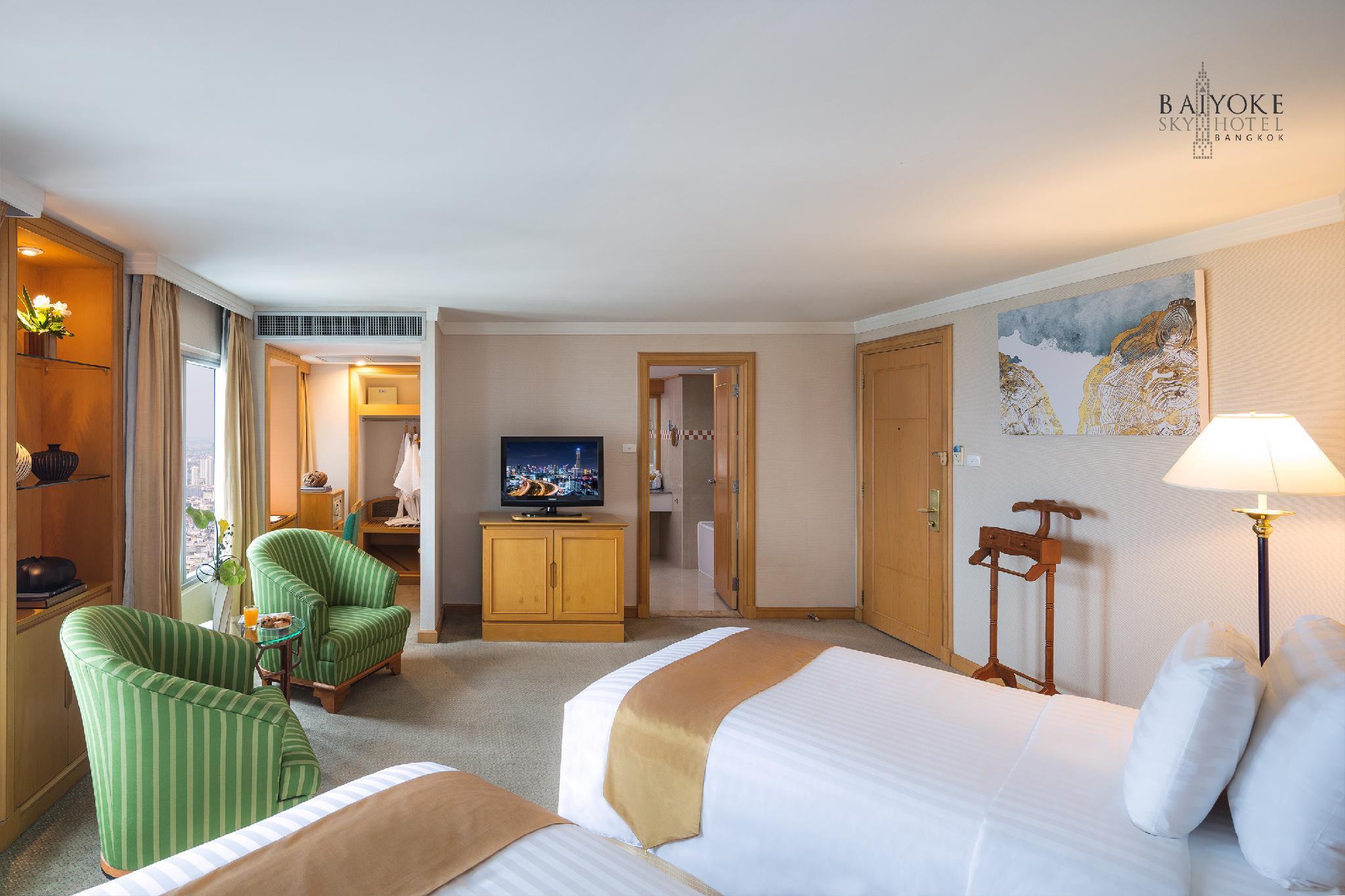 Baiyoke Sky Hotel In Bangkok Room Deals Photos Reviews