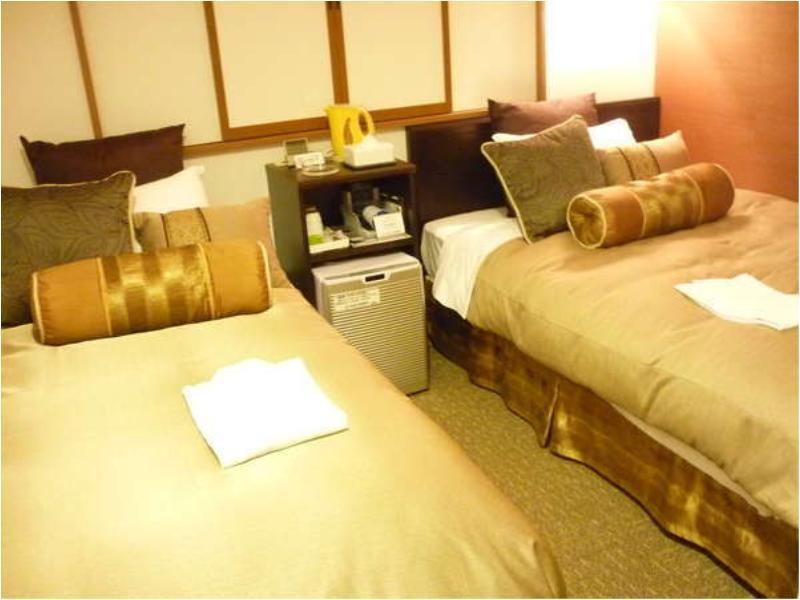 经济双人双床房 (Economy Twin Room (Single Room with 2 Beds))