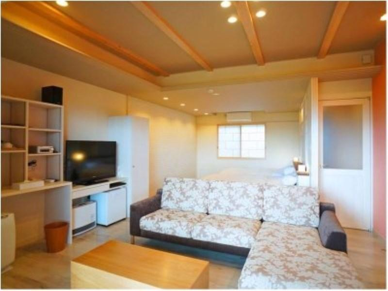 트윈룸(별채/YUZURIHA/반노천탕) (Yuzuriha Detached Twin Room with Semi Open-air Bath)