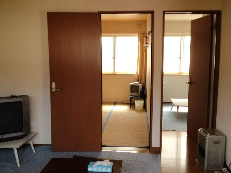 獨立房(3~6人使用) (Detached Room *Sleeps 3 - 6 guests)