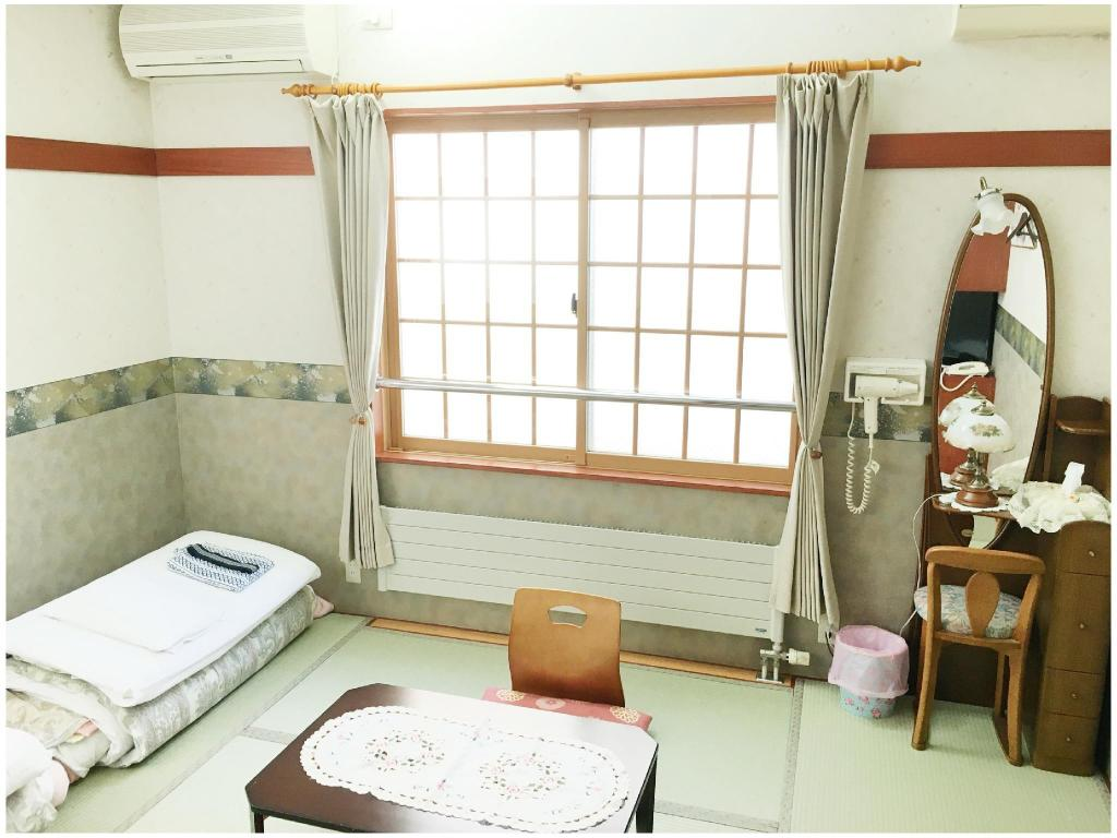 Japanese Style Room - Guestroom Pension Puppy Tail