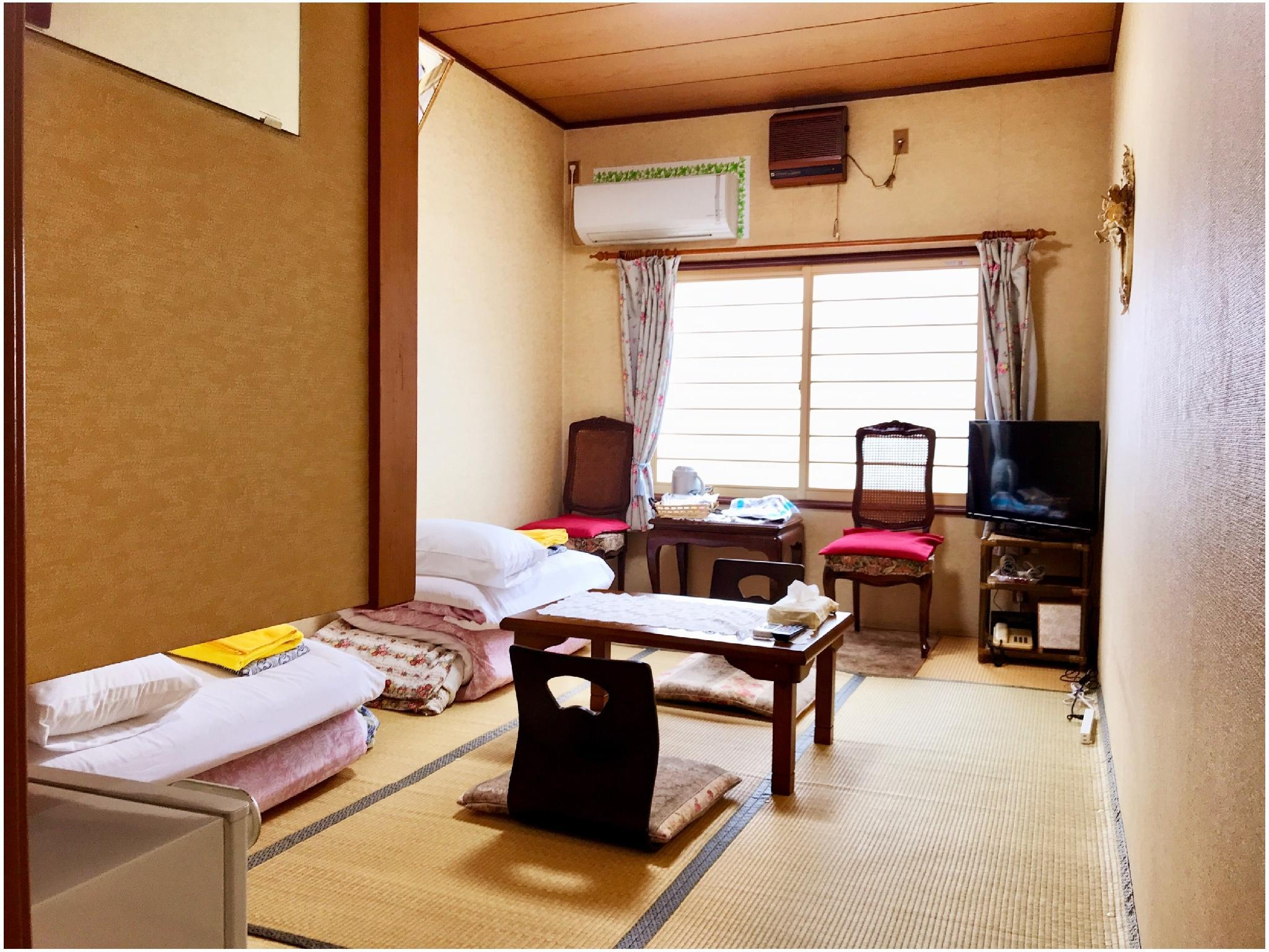 和式房※無廁所浴室 (Japanese-style Room *No bath or toilet in room)