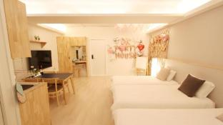 DKHouse4beds new&clean FreeWifi sinchon&hongdae