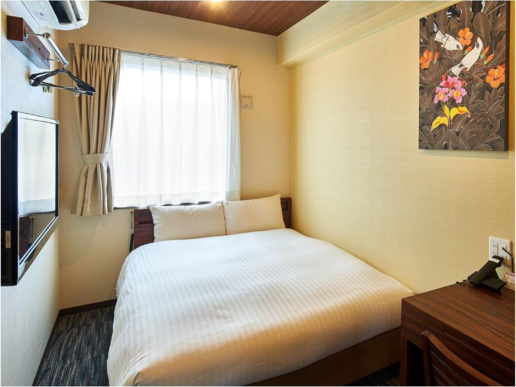 Double - Type A - Guestroom One's Hotel Fukuoka