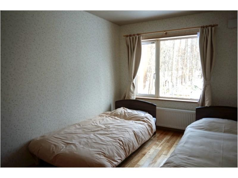 Twin Room with Futon Beds (Moshiri Type)