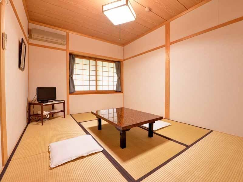 Japanese-style Room *Allocated on arrival