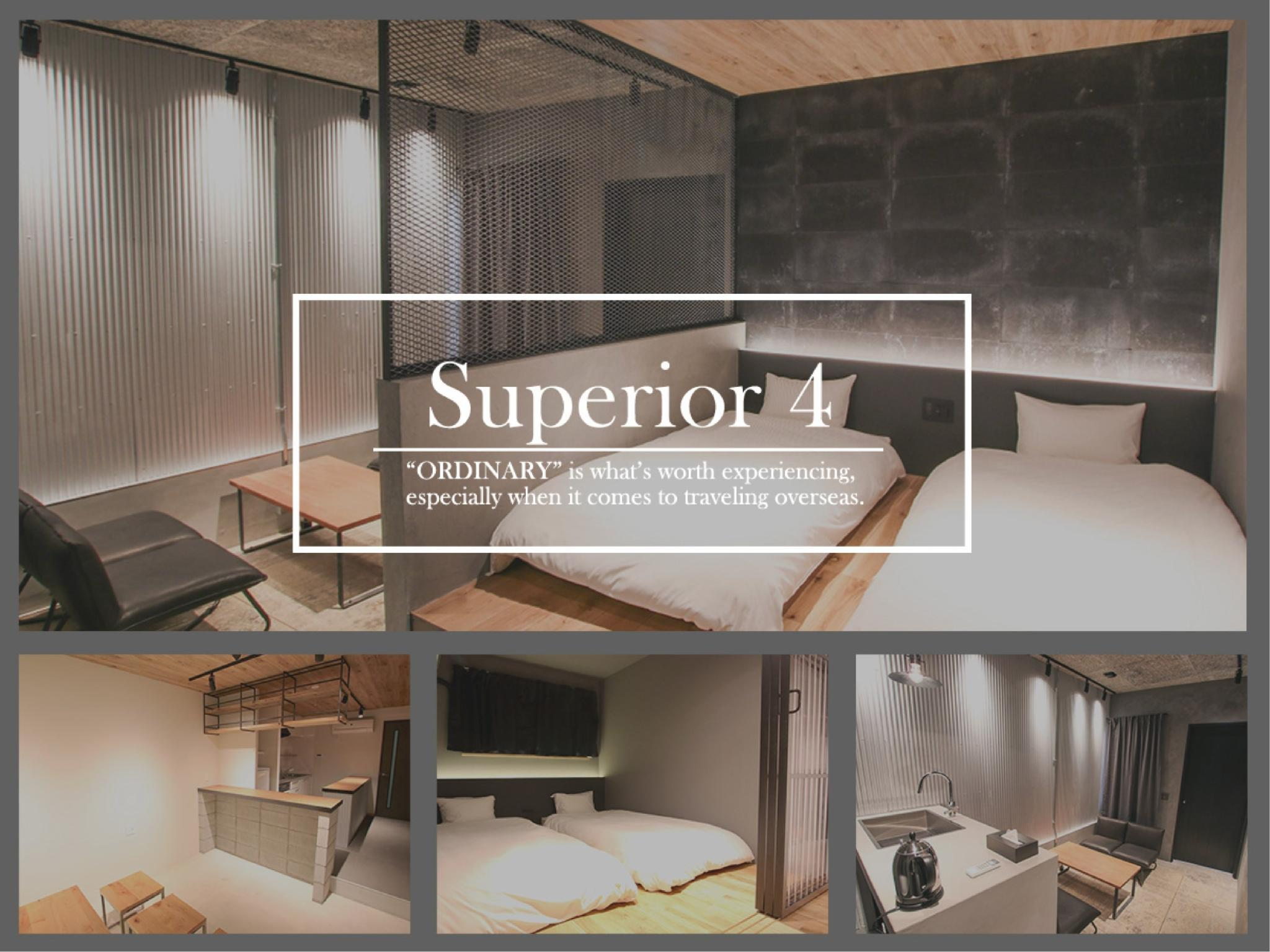 Superior Room (Rental House)