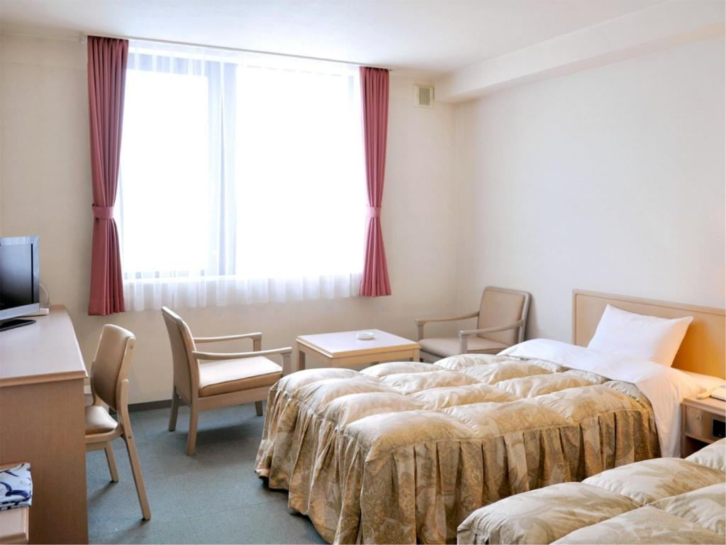 Twin Room - Non Smoking - 客房 Sunfuraton酒店 (Hotel Sunfuraton)