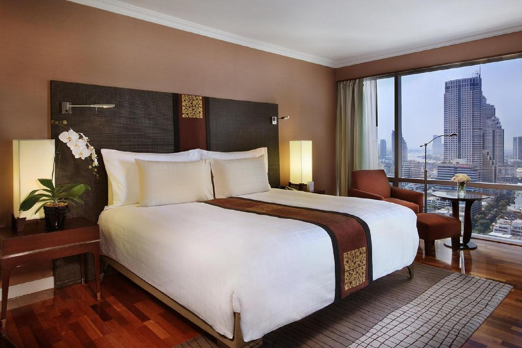 Executive Double Bed - Bed Pullman Bangkok Hotel G