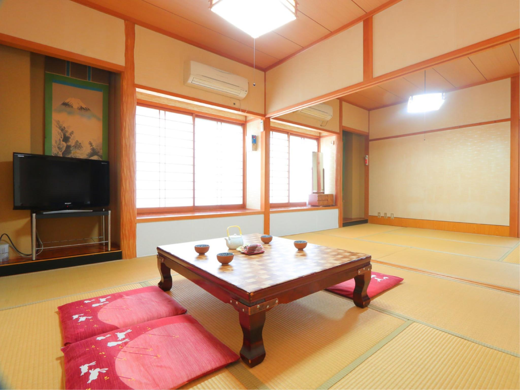 ■和室13畳(禁煙)/バス・トイレなし|13畳 (Japanese-style Room *No bath or toilet in room)