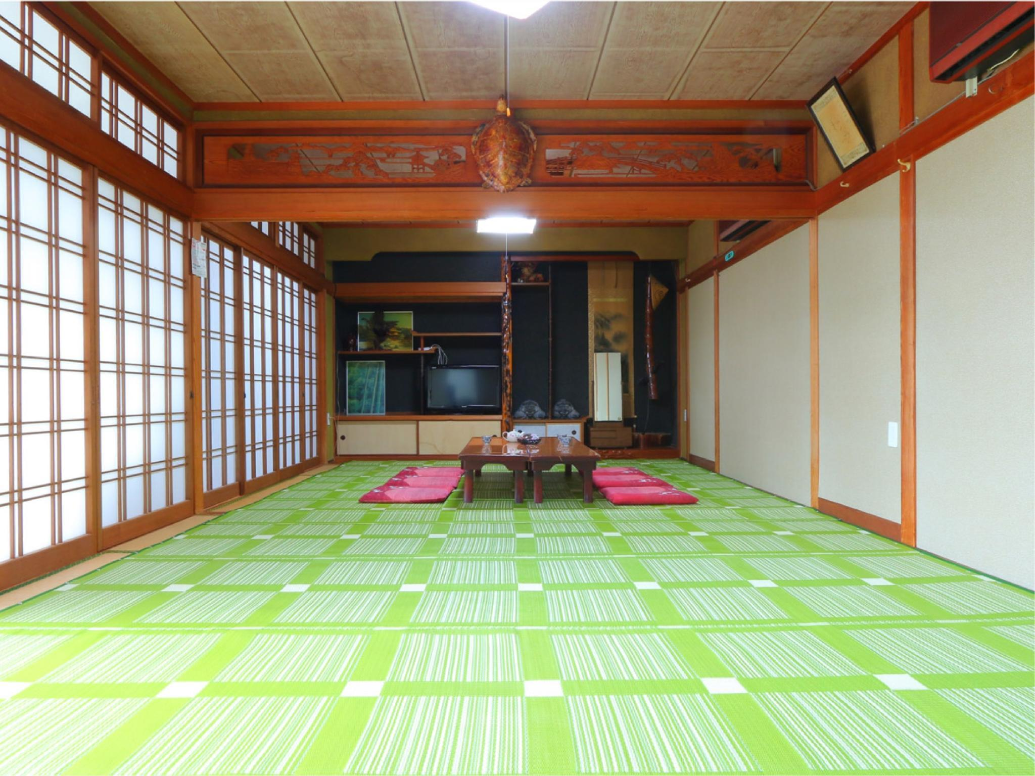 ■和室20畳(禁煙)/バスなし (Japanese-style Room *No bath in room)
