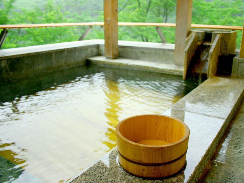 Japanese Style Room B with Open-Air Bath