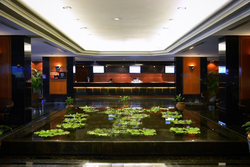 Lobby Bangkok Hotel Lotus Sukhumvit – Managed by Accor