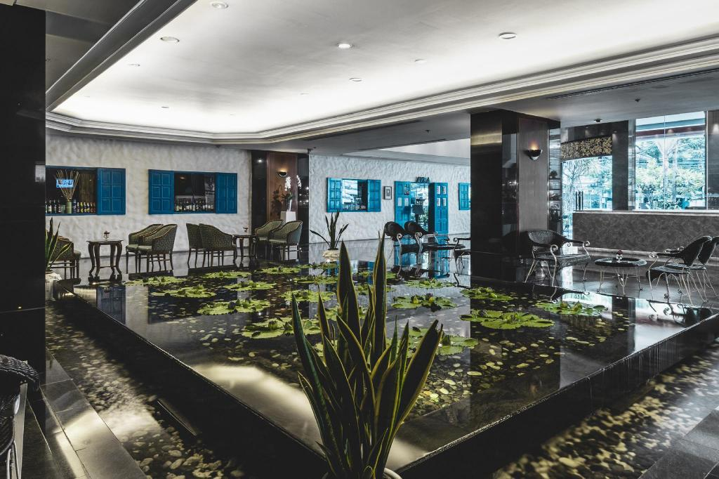 Lobby Bangkok Hotel Lotus Sukhumvit – Managed by AccorHotels