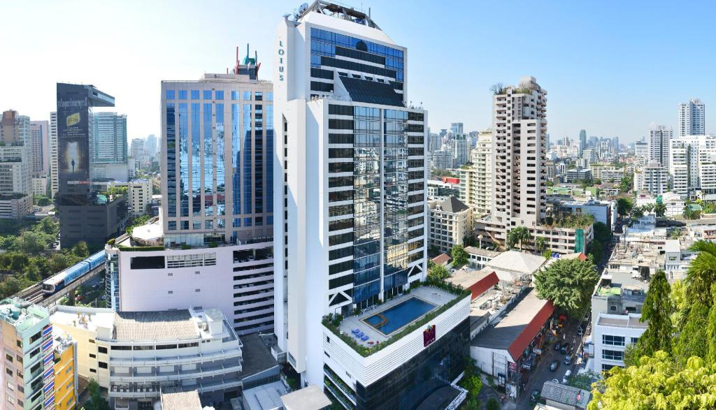 Bangkok Hotel Lotus Sukhumvit – Managed by Accor