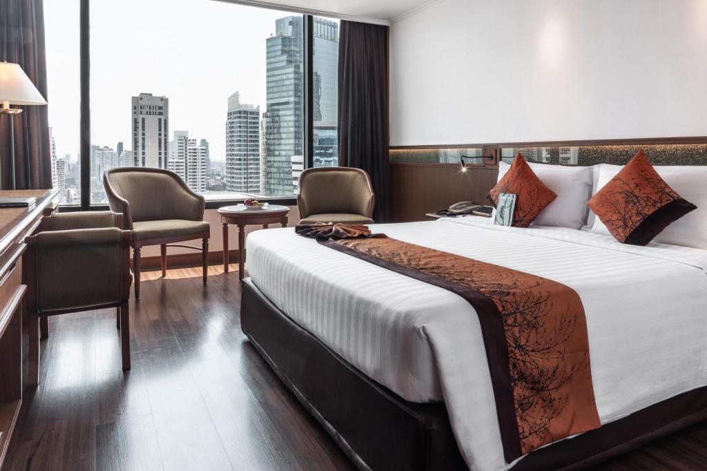 Superior 1 Queen Bed - Bedroom Bangkok Hotel Lotus Sukhumvit – Managed by AccorHotels