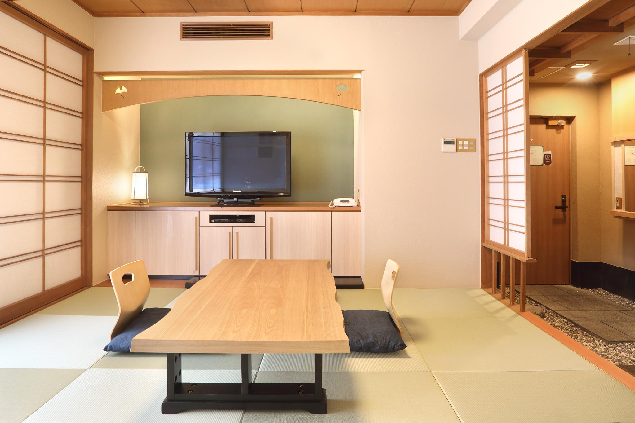 Standartinis kambarys su tatamio vieta (Standard Room With Tatami Area)
