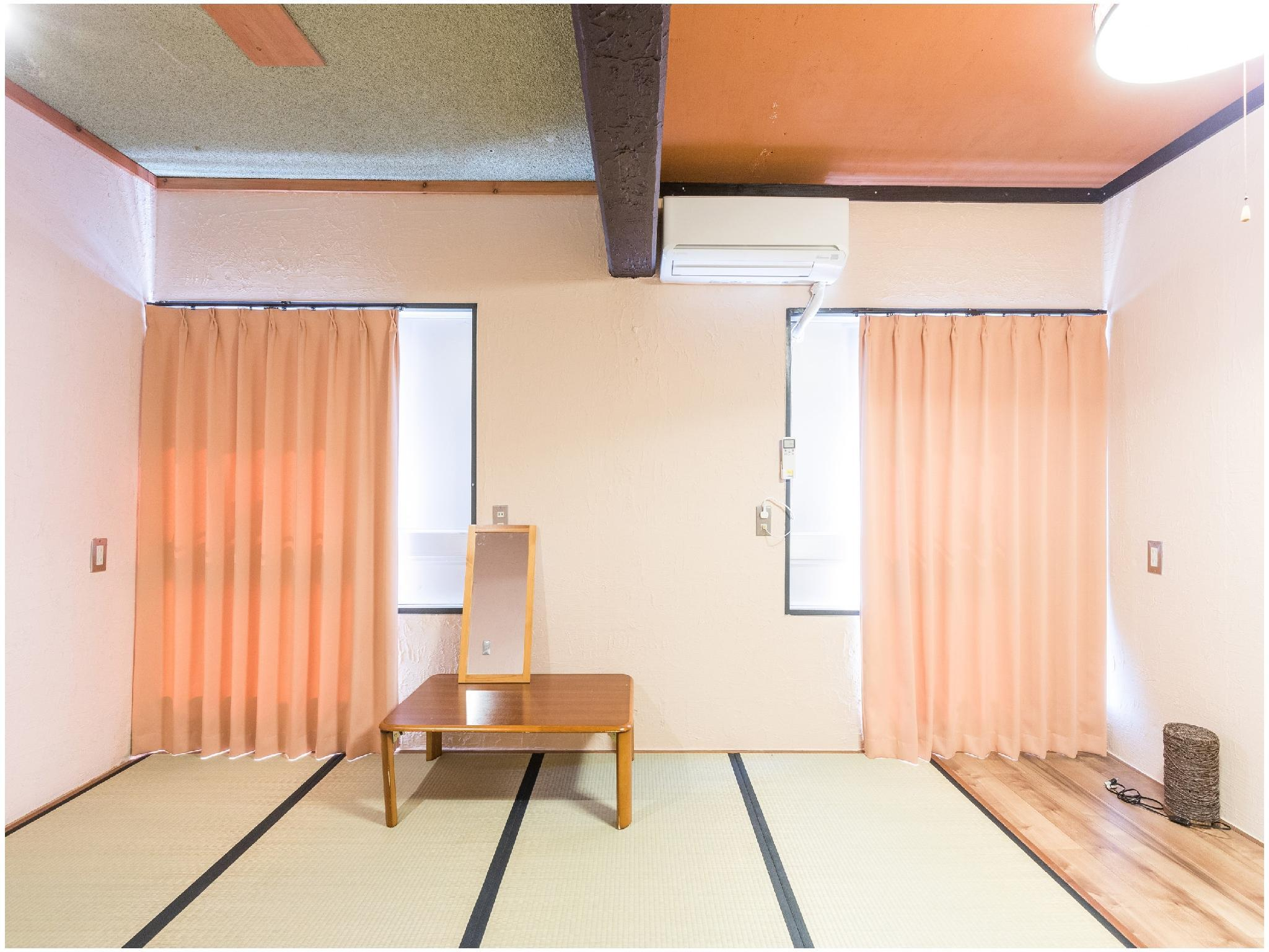 和式房 ※不占床学龄前儿童免费 (Japanese-style Room *Free bed sharing for children below elementary school age)