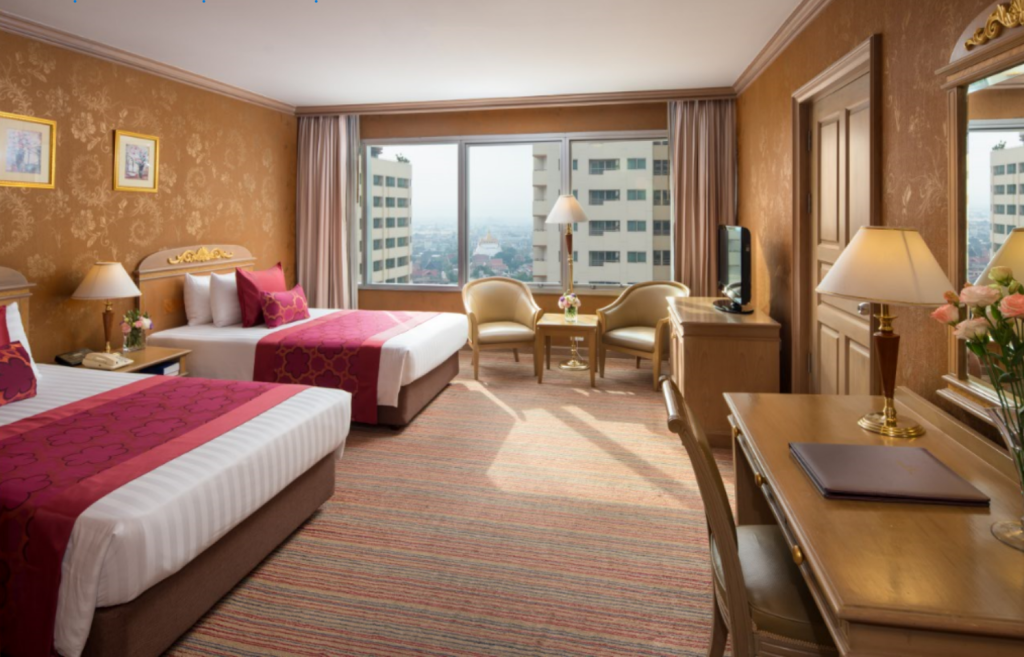 Prince Palace Hotel in Bangkok - Room Deals 1eafe12202