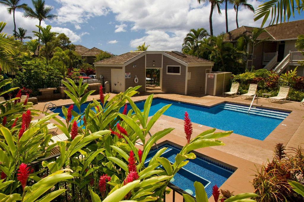 Swimming pool Wailea Grand Champions Villas, A Destination Residence