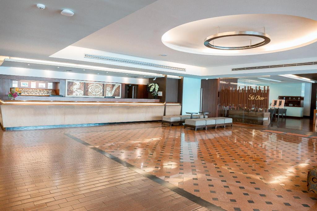 Lobby The Royal River Hotel