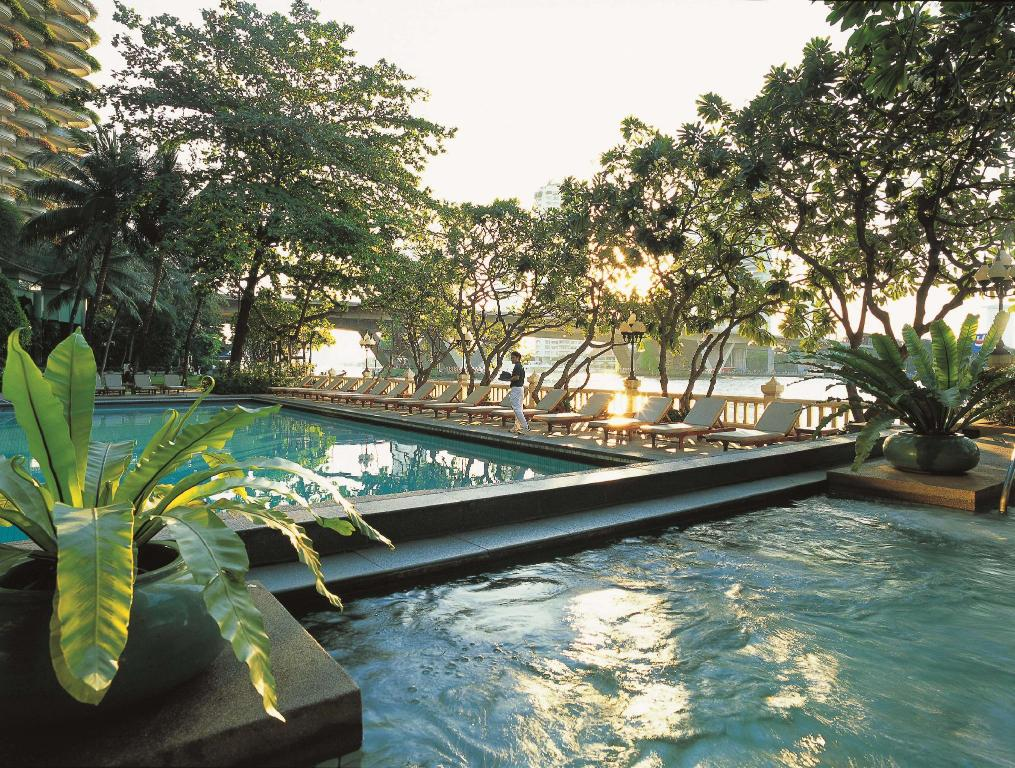 Shangri La Hotel Bangkok In Thailand Room Deals Photos Reviews