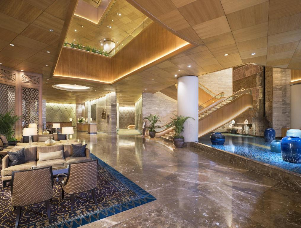 ロビー Sheraton Grande Sukhumvit, a Luxury Collection Hotel, Bangkok