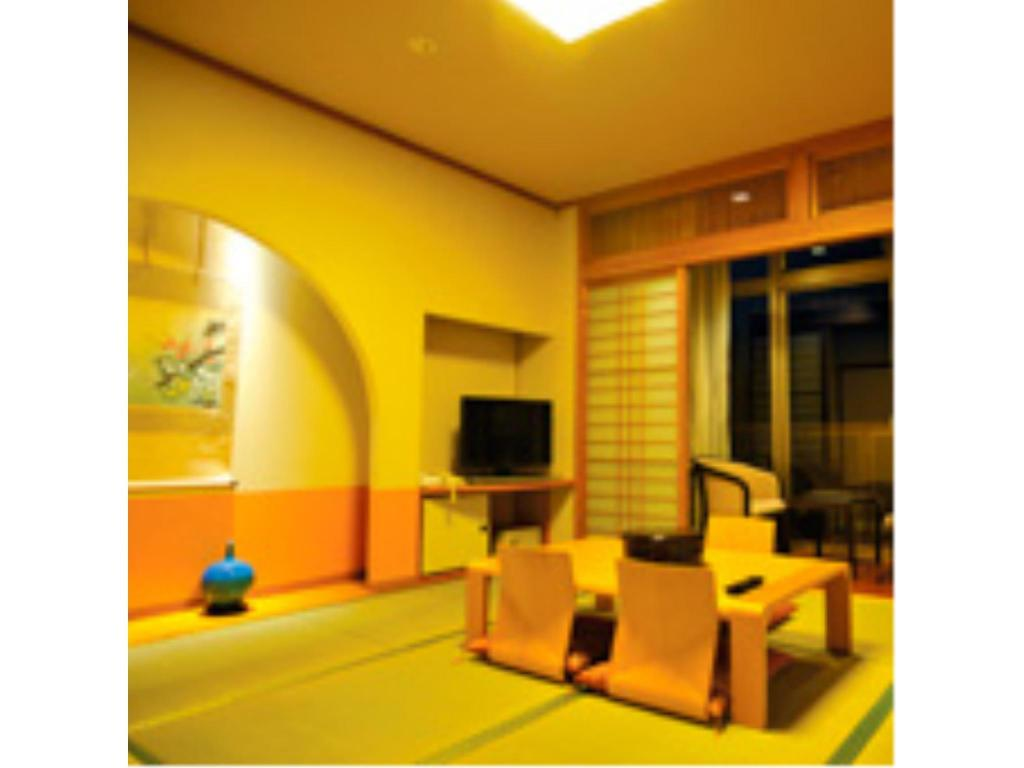 Japanese-style Room *No bath in room - Guestroom Ebino Kougenso