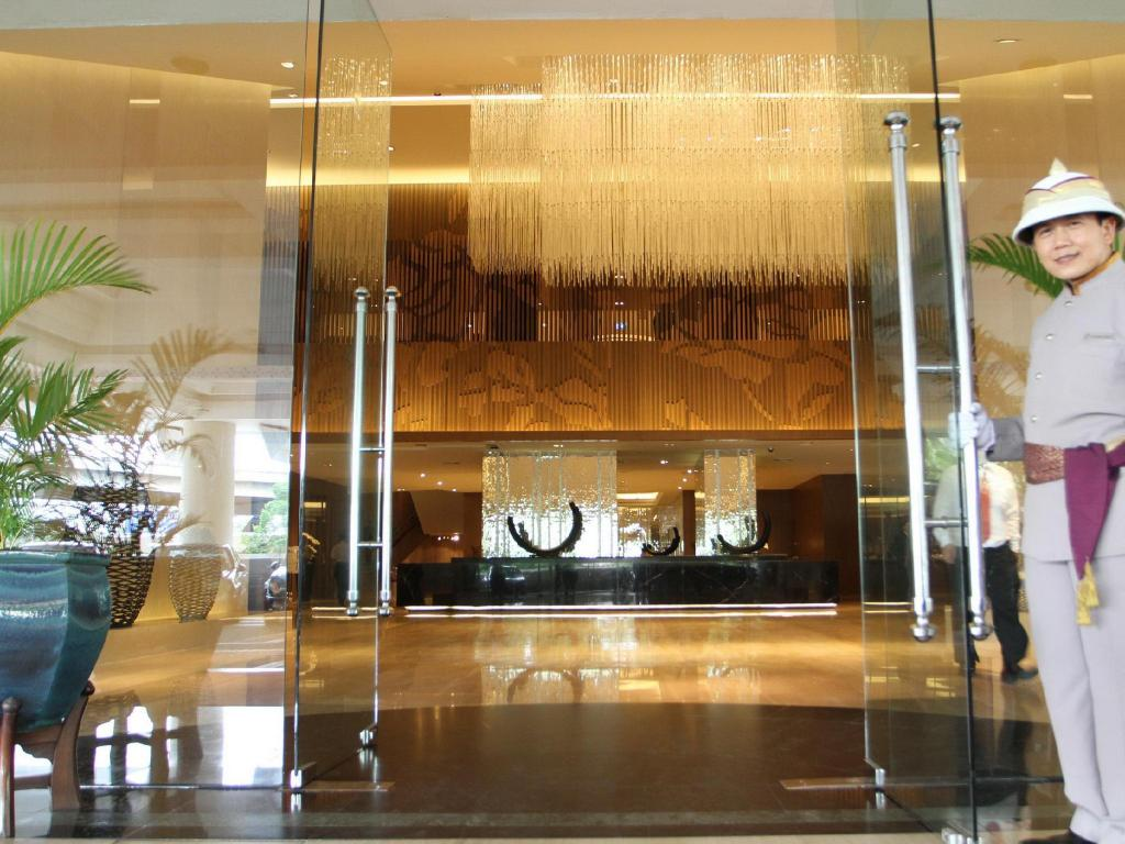 Lobby Centara Grand at Central Plaza Ladprao Bangkok
