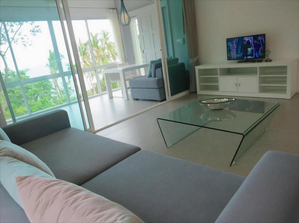 Εσωτερική όψη Padel Phangan Family Suite 2 Bedroom
