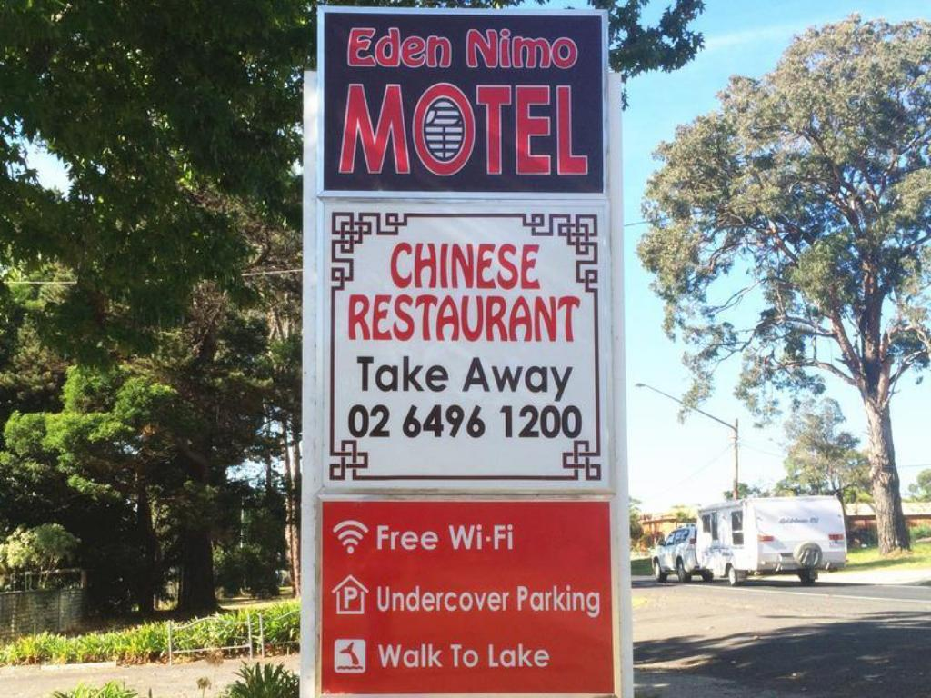More about Eden Nimo Motel