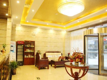 Vestíbul GreenTree Inn Jiangsu Suzhou Dongfang Avenue Financial City Express Hotel