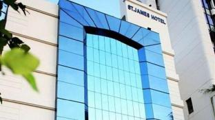 St. James Hotel (SHA Certified)