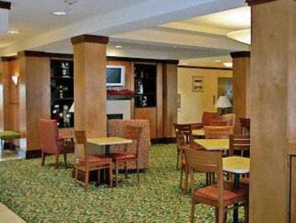 Kaffebar/Café Fairfield Inn & Suites Effingham