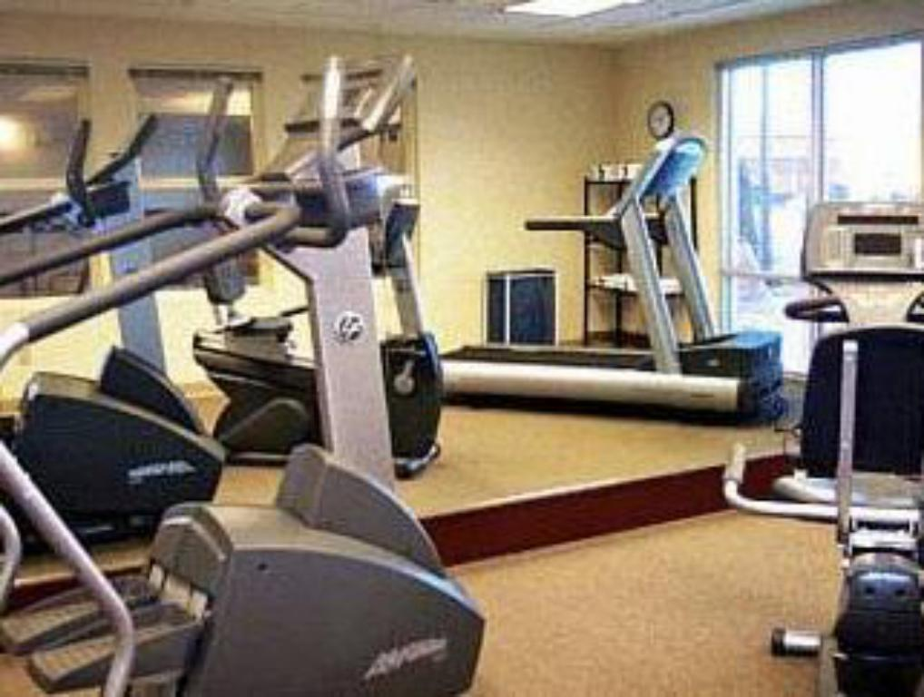 fitnesscenter Fairfield Inn & Suites Effingham