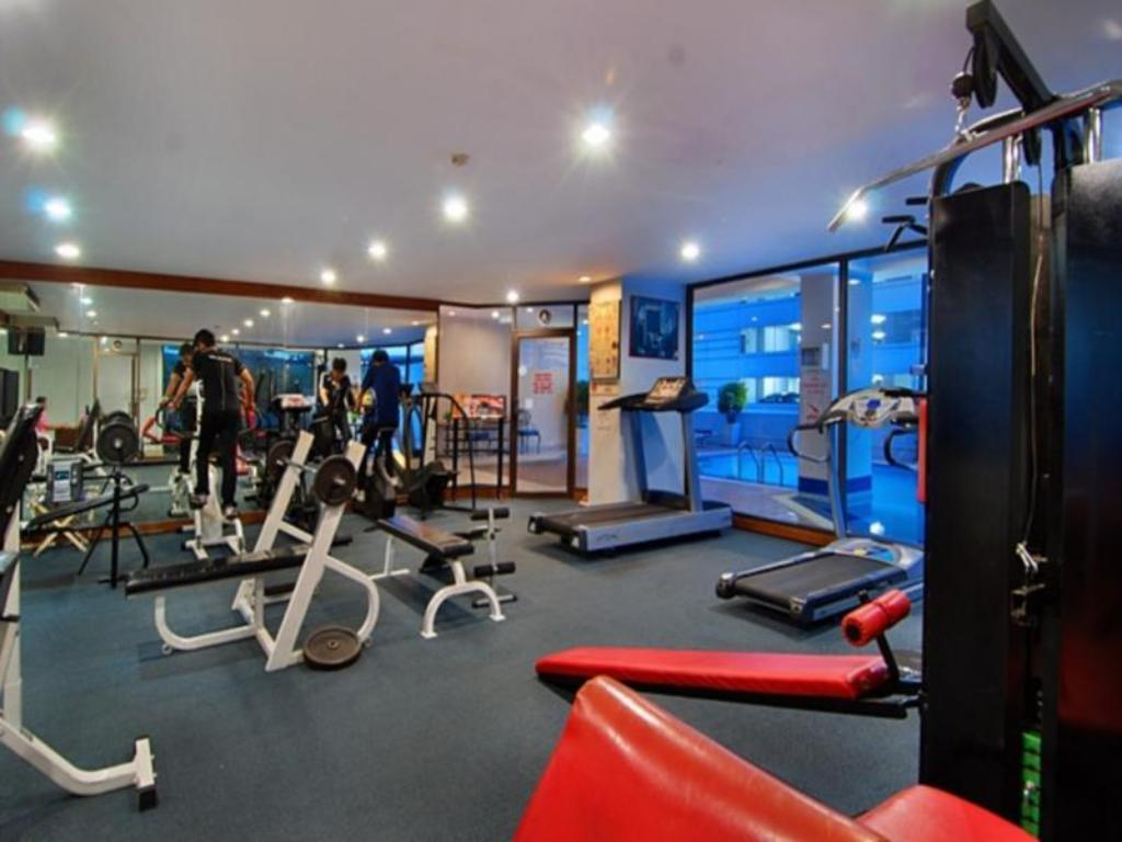 Fitness center Tai-Pan Hotel