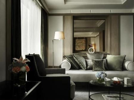 Interior view Banyan Tree Bangkok