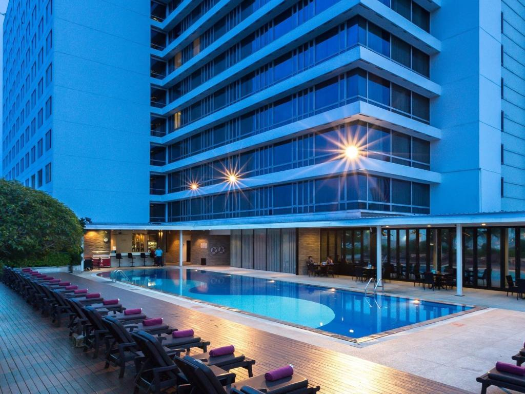 Hotel Bangkok – Pratunam Hotels