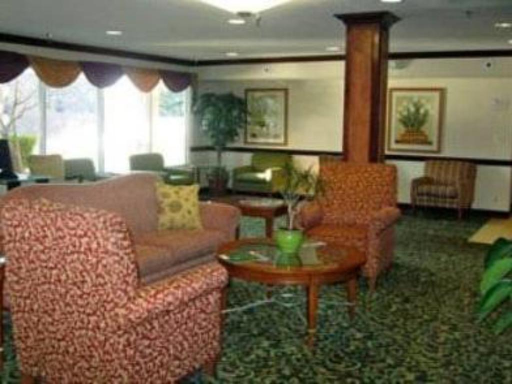 Interior view Fairfield Inn by Marriott Kalamazoo West