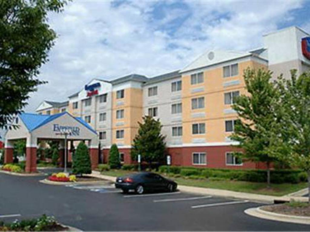 Фасада на хотела Comfort Inn and Suites Kannapolis - Concord