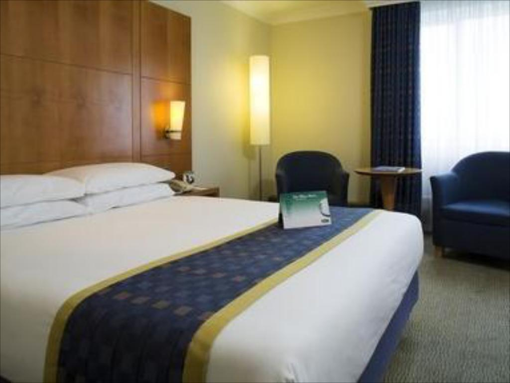 1 Double Bed Non-Smoking - 睡床 華盛頓假日酒店 (Holiday Inn Washington)