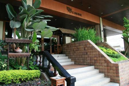 Lobby Chiang Mai Orchid Hotel