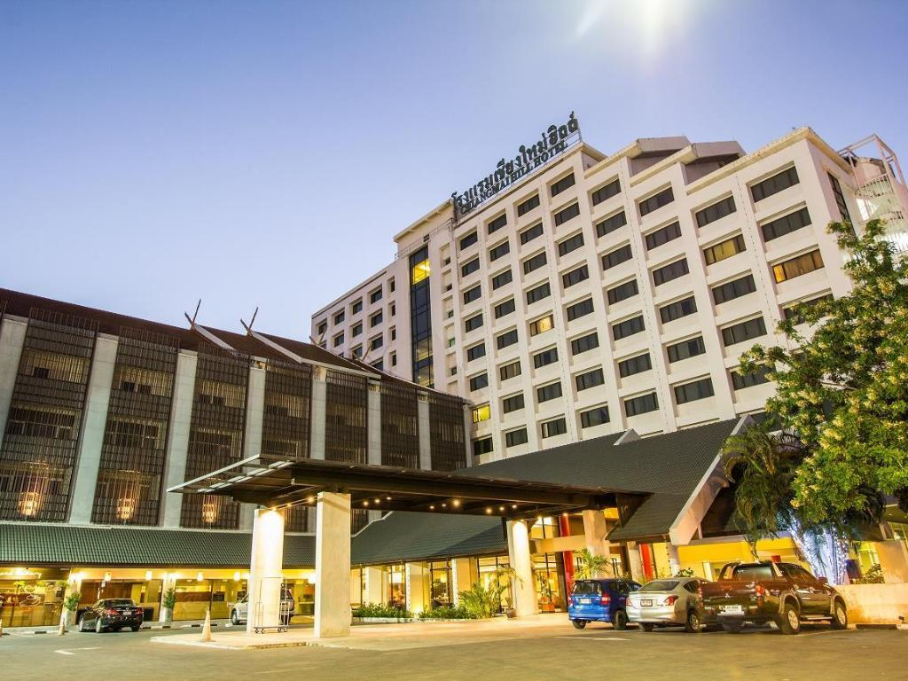 More about Chiangmai Hill Hotel
