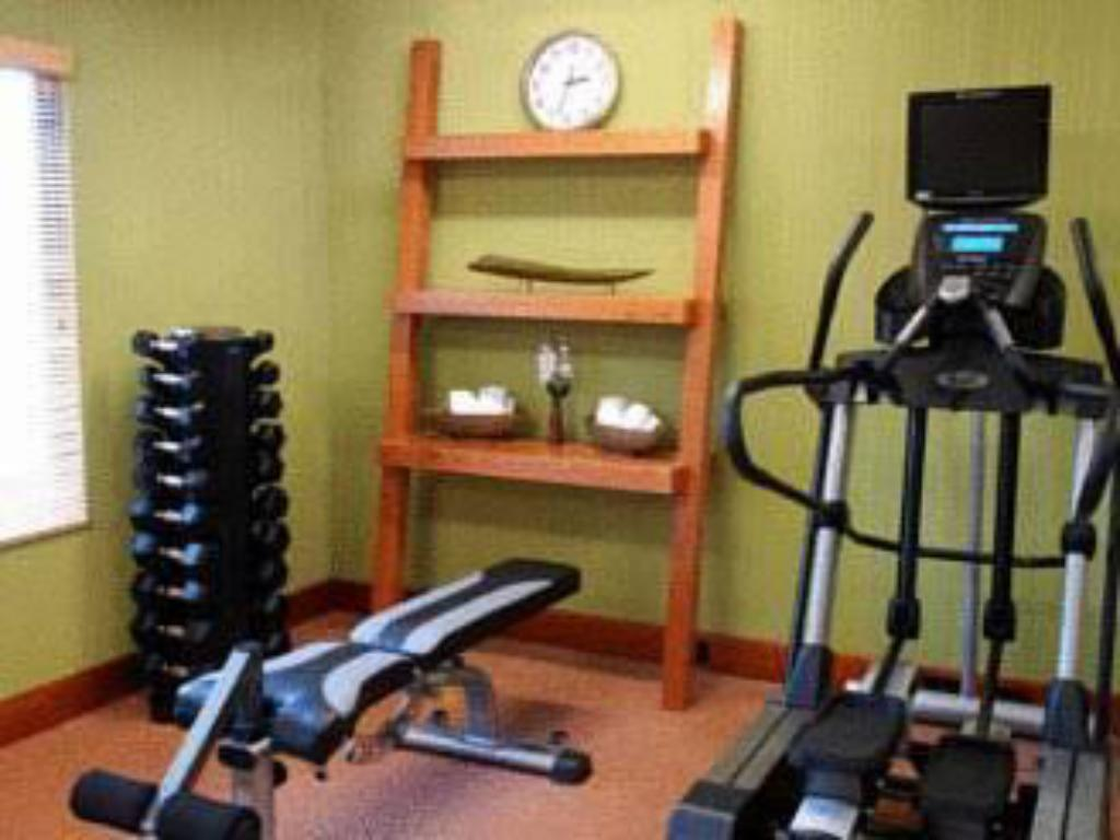 Fitnesscenter Fairfield Inn Rochester South