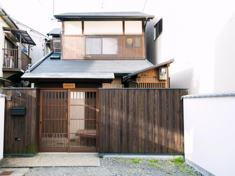 Japanese Style Townhouse with Private Garden