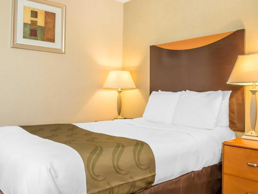 Double Quality Inn Spring Valley-Nanuet